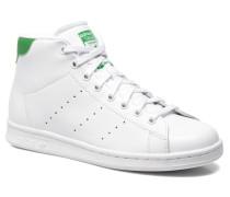 Stan Smith Mid Sneaker in weiß