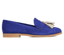 Mariachichi #2 Slipper in blau