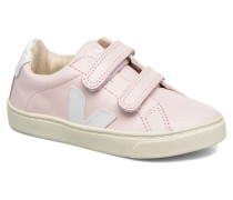 Esplar Small Velcro Sneaker in rosa