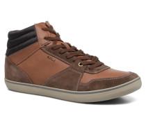 U Box J U74R3J Sneaker in braun