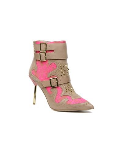 Wyatt Stiefeletten & Boots in rosa
