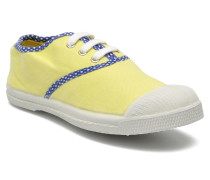 Tennis Colorpois E Sneaker in gelb