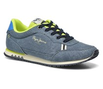 Sydney Canvas Sneaker in blau