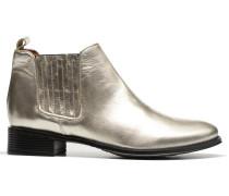 West Mister #12 Stiefeletten & Boots in silber