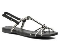 Nectar Sandalen in schwarz