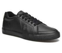 Hugh Sneaker in schwarz