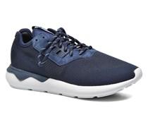 Tubular Runer Weave Sneaker in blau