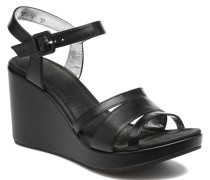 Ystad 7 Sandal Sandalen in schwarz