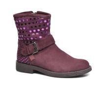 Vagabunda Stiefeletten & Boots in weinrot