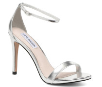 Stecy Pumps in silber