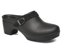 Sarah Clog Clogs & Pantoletten in schwarz