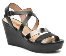 Debra Sandalen in schwarz