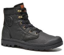 Pallab RNL H Stiefeletten & Boots in schwarz