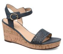 Gessie Sandal Sandalen in blau