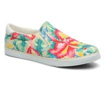 Delta Hibiscus Sneaker in mehrfarbig