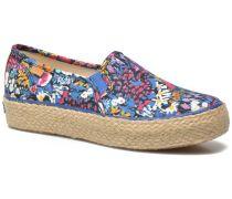 Triple Decker Liberty Floral Sneaker in mehrfarbig