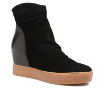 Trish Stiefeletten & Boots in schwarz