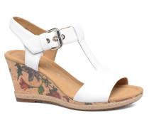 Milano 4 Sandalen in weiß