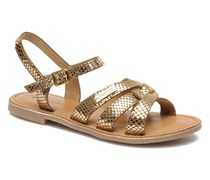 Betise Sandalen in goldinbronze