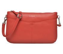 VALENTINE Pochette zippée Mini Bags für Taschen in rot