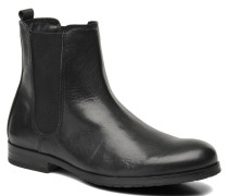 Ave Cross Chelsea Boot Tweed Stiefeletten & Boots in schwarz