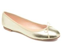 Eden Ballerinas in goldinbronze