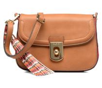 IBOREDE Handtasche in braun