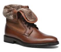 DAVY Stiefeletten & Boots in braun
