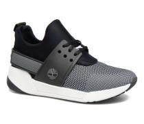 Kiri Knitted W Sneaker in schwarz