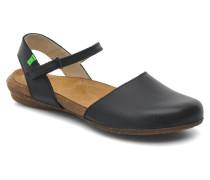 Wakataua N412 Sandalen in schwarz