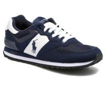 Slaton Pony Sneaker in blau