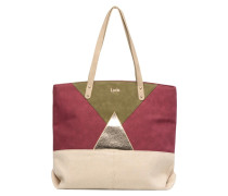 Sac mix matière Handtaschen für Taschen in rot