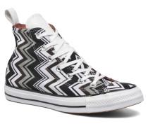Chuck Taylor All Star Missoni Hi W Sneaker in mehrfarbig