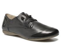 Fiona 01 Schnürschuhe in schwarz