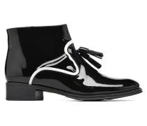 West Mister #10 Stiefeletten & Boots in schwarz
