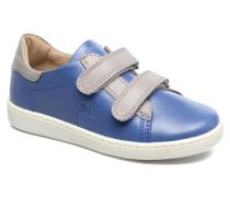 Duck Scratch Sneaker in blau