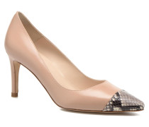 Kay Pumps in beige