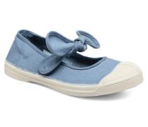 Tennis Flo E Sneaker in blau