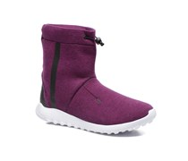 Wmns Tech Fleece Mid Stiefeletten & Boots in weinrot