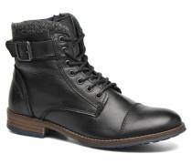 Muwa Stiefeletten & Boots in schwarz