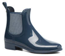 Derby Stiefeletten & Boots in blau