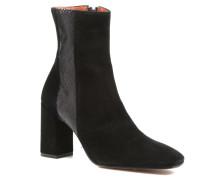 Pista 593 Stiefeletten & Boots in schwarz
