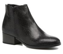 Elvina Down Stiefeletten & Boots in schwarz