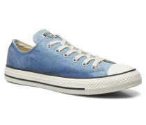 Chuck Taylor All Star Ox Sunset Wash W Sneaker in blau