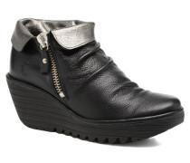 YOXI Stiefeletten & Boots in schwarz