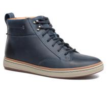 Norsen Mid Sneaker in blau
