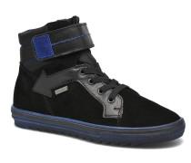 Benno Sneaker in schwarz