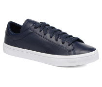 Courtvantage Sneaker in blau