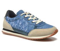 Sydney denim Sneaker in blau