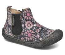 4153 Stiefeletten & Boots in grau